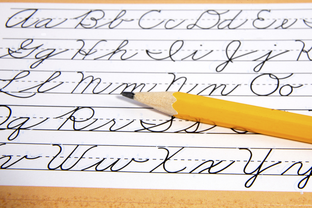 Why Cursive is Still an Important Part of Curriculum ...
